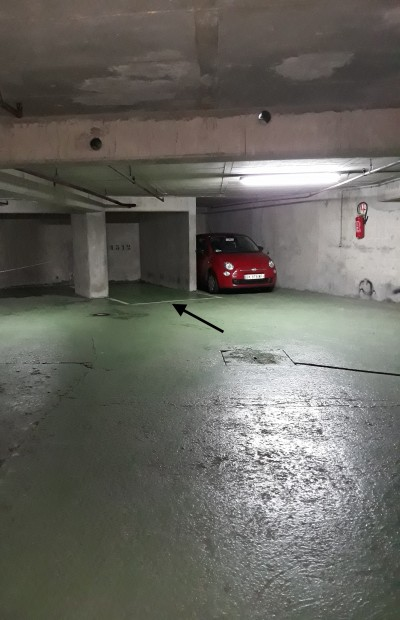 Parking à vendre - 11 m² - Paris