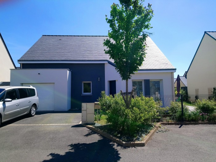Immobilier Bourg-des-Comptes pap, Maison, villa 90m², photo 1