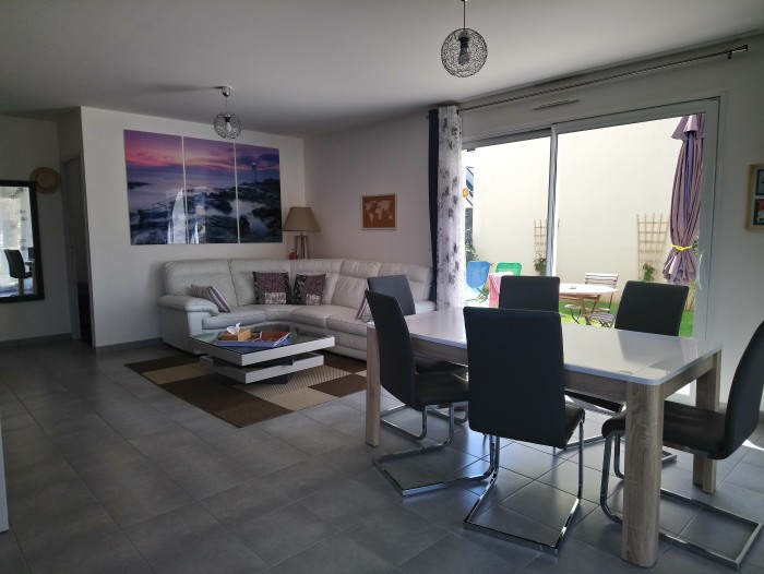 Immobilier Bourg-des-Comptes pap, Maison, villa 90m², photo 2