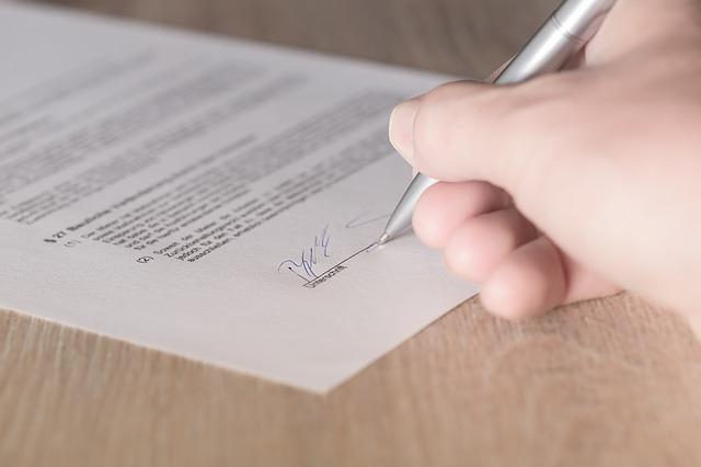 Etablir un contrat de location entre particuliers